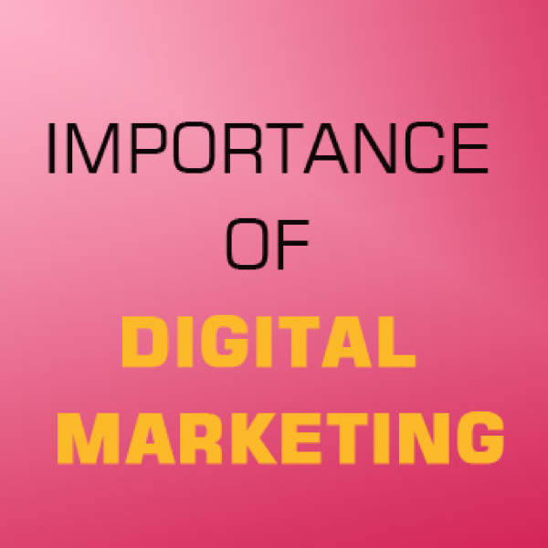 Why the Digital Marketing is Important?